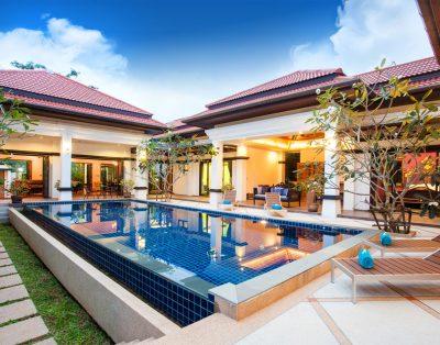 Sunny Villa with Sea View